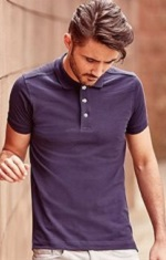Russell R566M Men's Piqué Stretch Polo