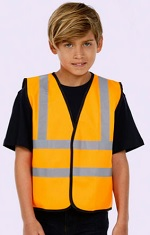 Uneek UC806 Kids High Visibity Vest