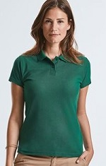 Russell R539F Ladies Classic Polycotton Polo